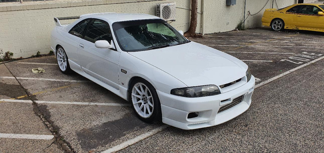 Nissan Skyline R33 GS25T (In Process)*Reserved*