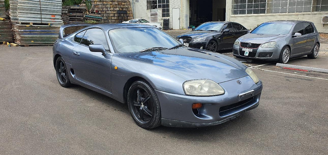 Toyota Supra JZA80 (In Process)