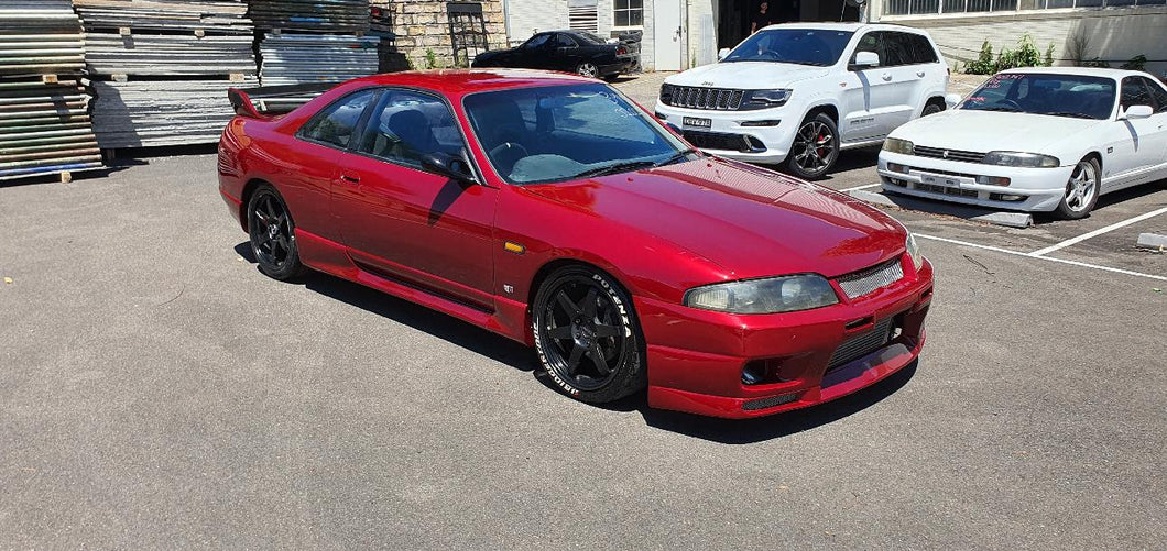 Nissan Skyline R33 GTS25T (Arriving January)