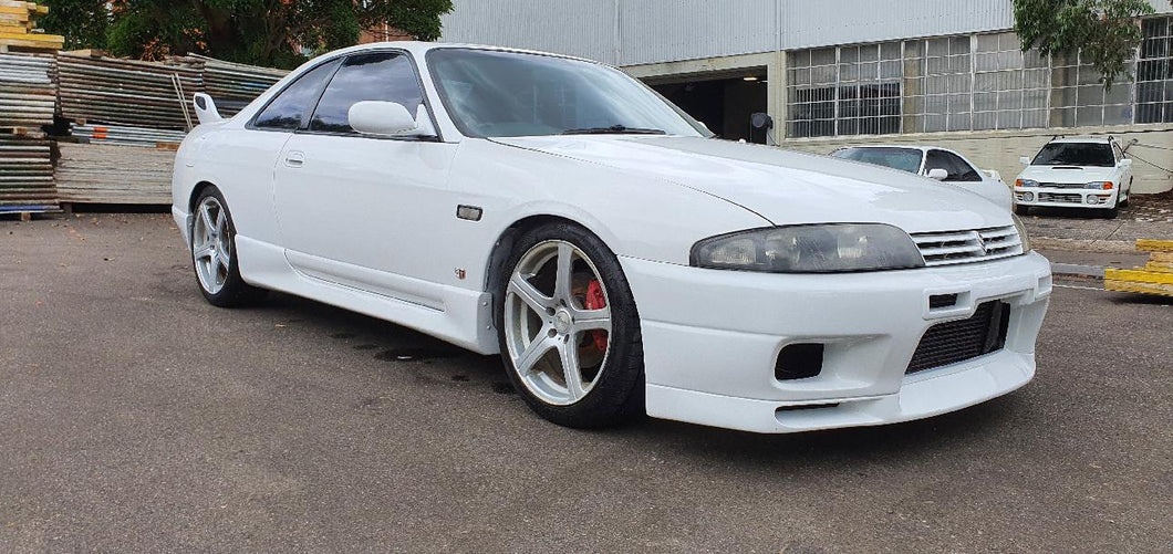 Nissan Skyline R33 GTS25T (In Process)
