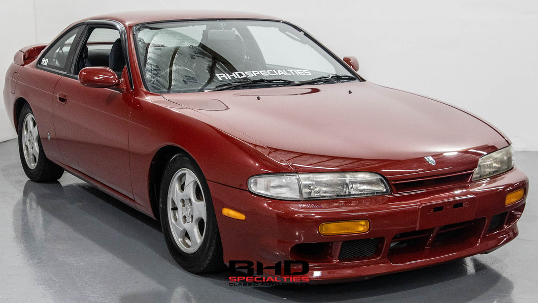 1995 Nissan Silvia S14 Q's *Sold*