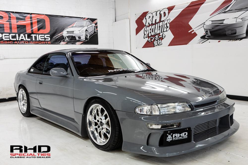 1994 Nissan Silvia K's S14 (SOLD)