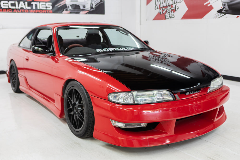 1994 Nissan Silvia S14 *SOLD*