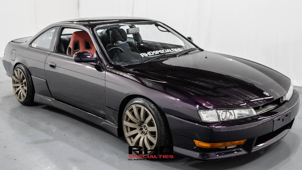 Nissan Silvia S14 *SOLD*