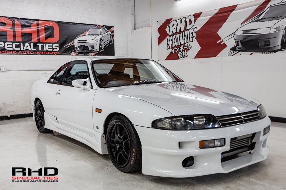 1993 Nissan Skyline GTS25T R33 (SOLD)