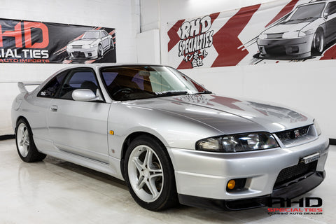 1995 Nissan Skyline GTR R33 (SOLD)
