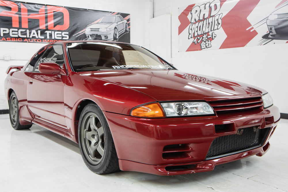 1992 Nissan Skyline R32 GTR (SOLD)