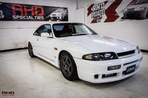 1994 Nissan Skyline GTS25T R33 (SOLD)