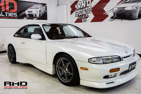 1994 Nissan Silvia Q's S14 (SOLD)