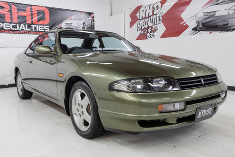 1994 Nissan Skyline R33 GTS25T (SOLD)