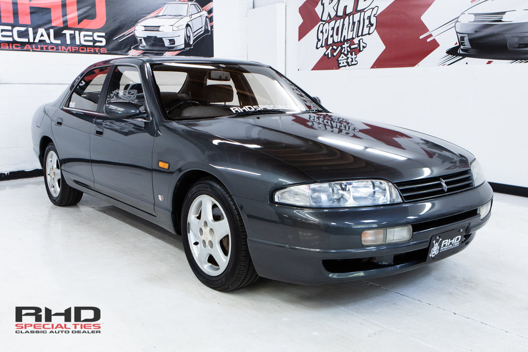 Nissan Skyline GTS25T R33 Sedan *SOLD*