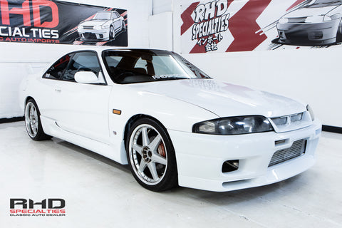 1993 Nissan Skyline GTS25T R33 *Reserved*
