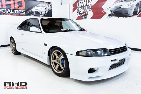 1993 Nissan Skyline R33 GTS25T (SOLD)