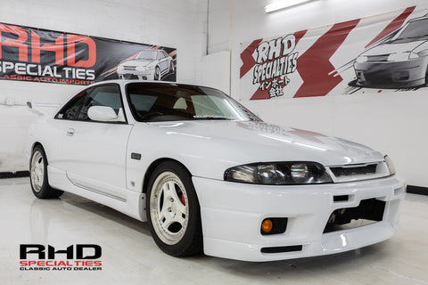 1995 Nissan Skyline R33 GTS25T (SOLD)