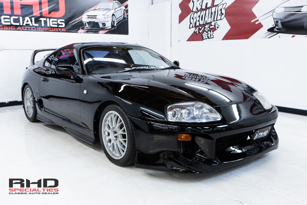 1993 Toyota Supra RZ Twin Turbo (SOLD)