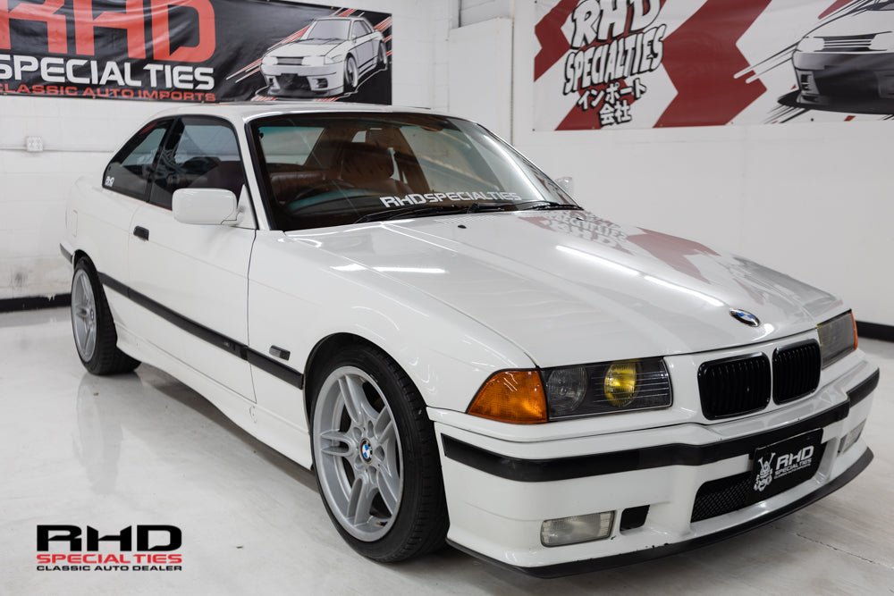 1993 BMW 325is (SOLD)