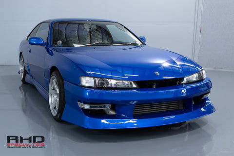 1993 Nissan S14 Silvia K's *Sold*