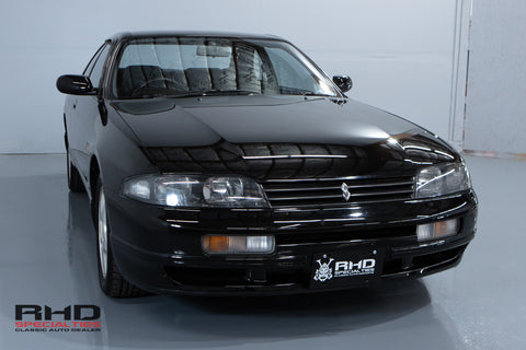 1994 Nissan Skyline R33 GTS25T Type M *SOLD*