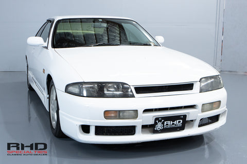 1995 Nissan Skyline R33 GTS25T *Reserved*