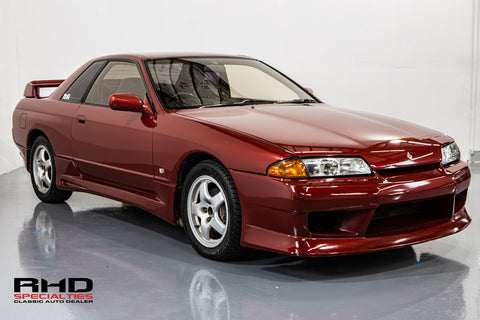 Nissan Skyline R32 GTS-T *SOLD*