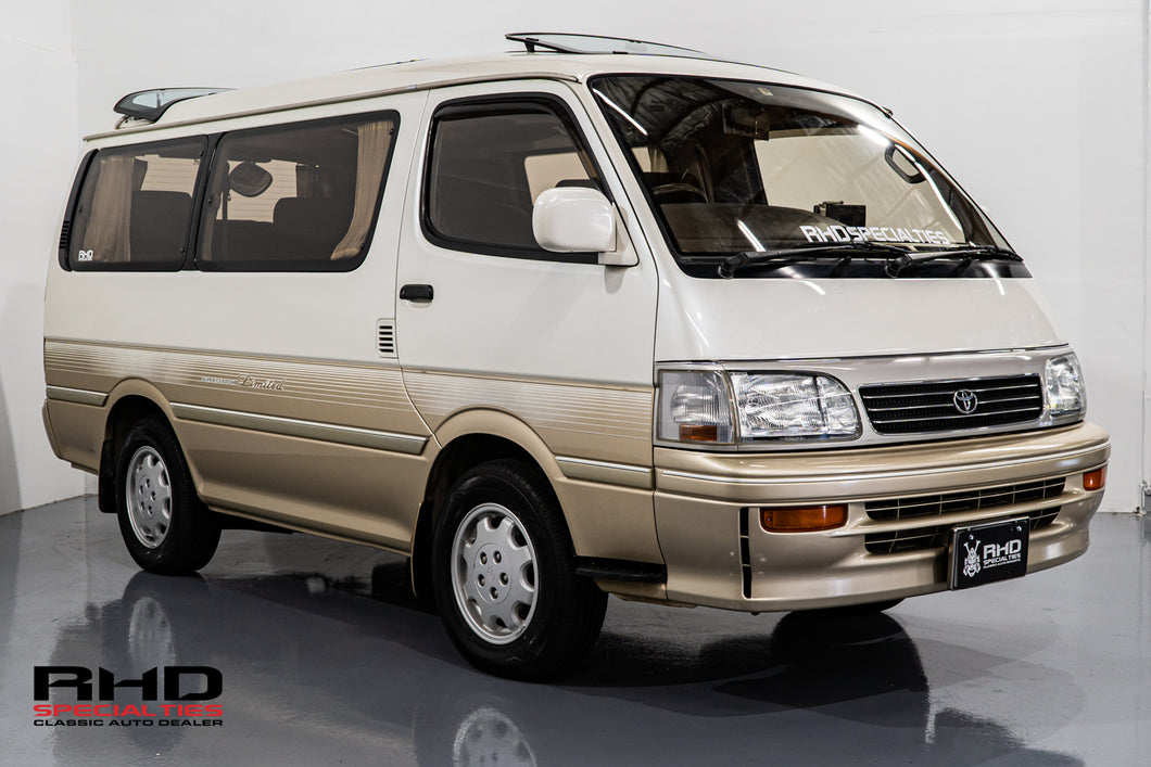 1993 Toyota Hiace  *Sold*