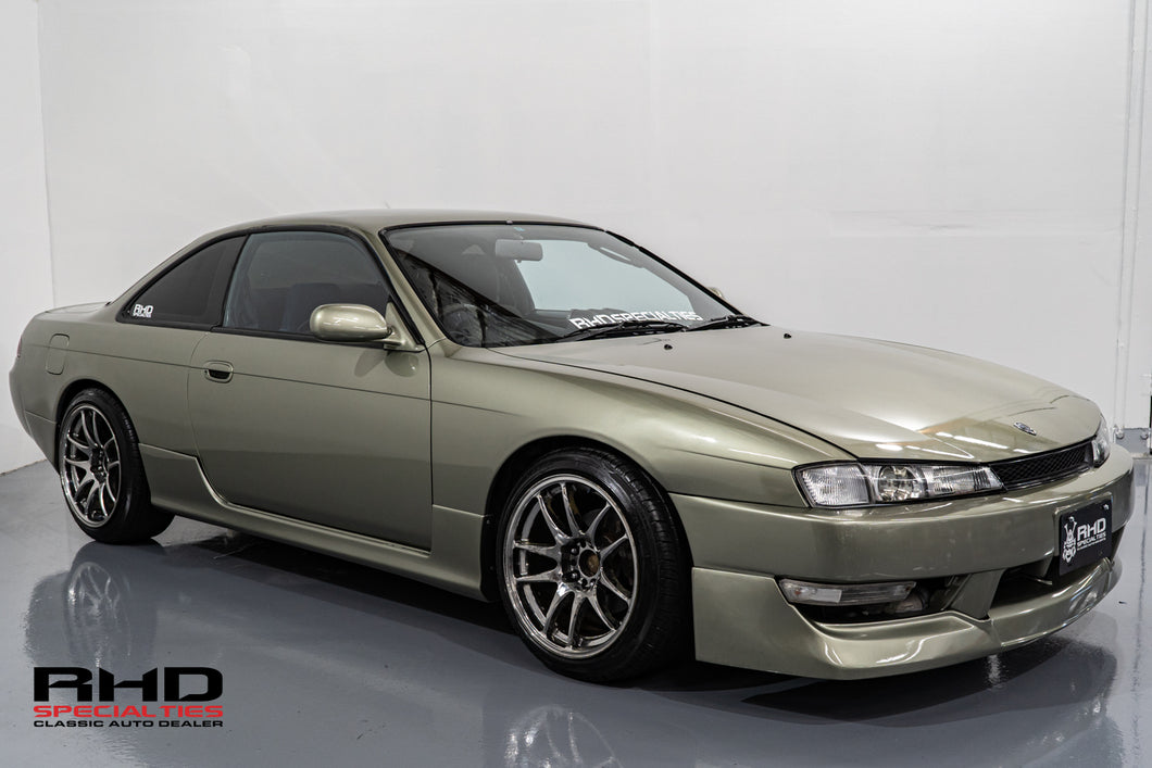 1995 Nissan Silvia S14 *Sold*