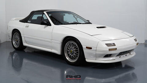 1990 Mazda RX-7 Convertable FC (Turbocharged)