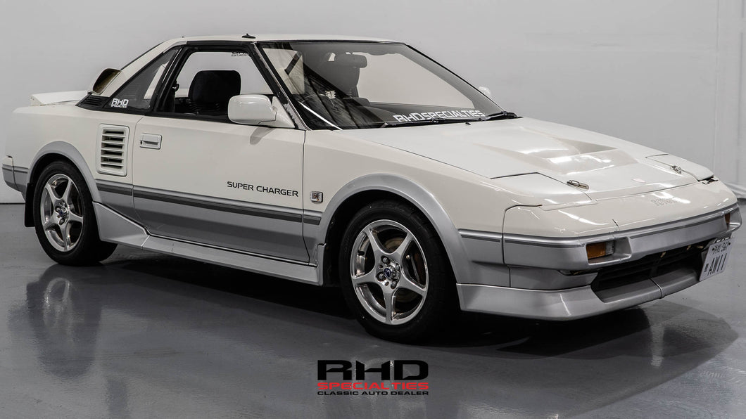 Toyota MR2 AW11 *Sold*