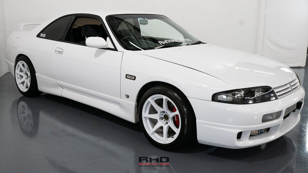 1995 Nissan Skyline R33 GTS25T TYPE M *Sold*