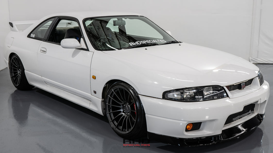 1995 Nissan Skyline R33 GTR *Sold*