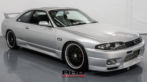 1993 Nissan Skyline R33 GTS25T Type M Sun Roof Model *Reserved*