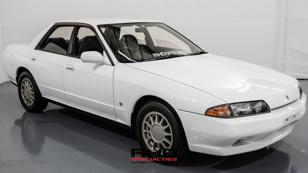 1989 Nissan Skyline R32 SEDAN *Sold*