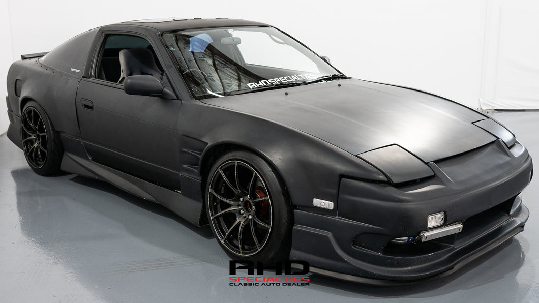 NISSAN 180SX *Sold*