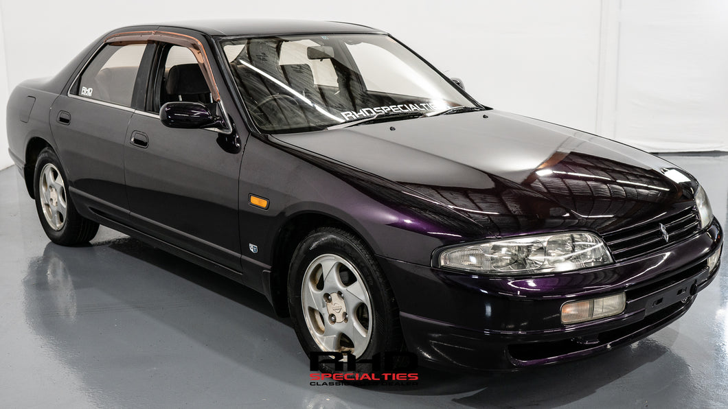 1993 Nissan Skyline R33 Sedan AT