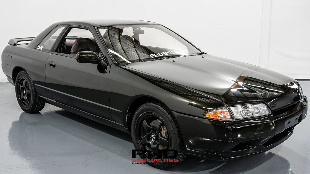 1990 Nissan Skyline R32 Type-M *Sold*
