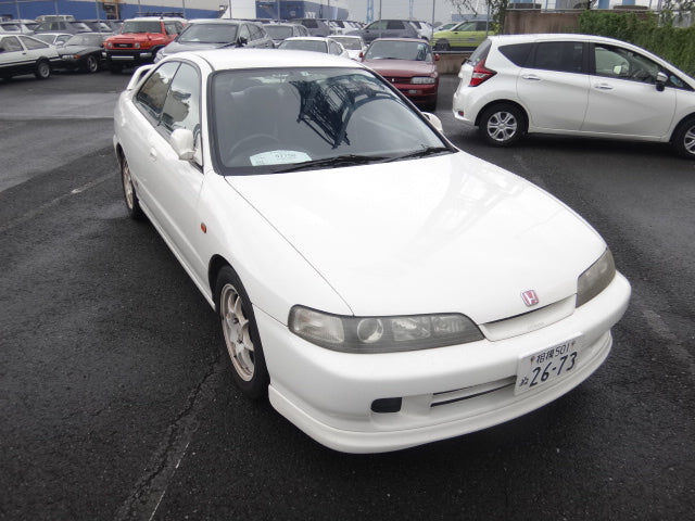 Honda DB8 Type R (Landing April)