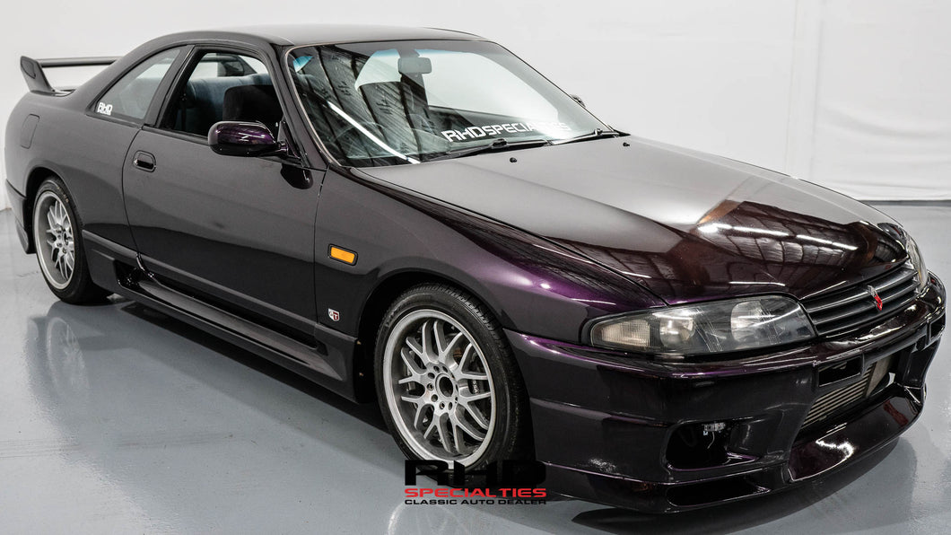 Nissan Skyline R33 *Sold*
