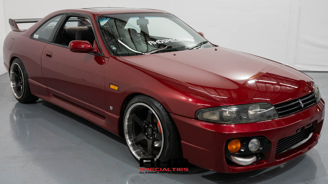 1993 Nissan Skyline R33 GTS25T Type M *Sold*