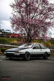 "1985 Toyota Trueno AE86 "" Shop Car """