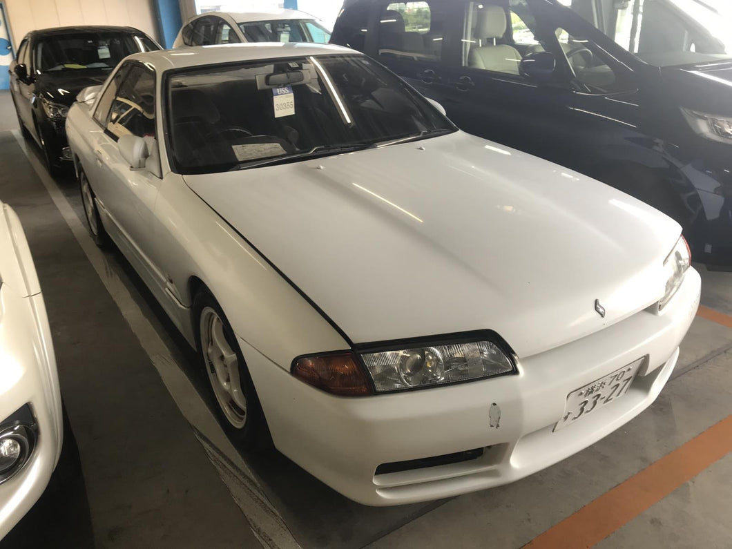 Nissan Skyline R32 Type M (In Process) *Reserved*