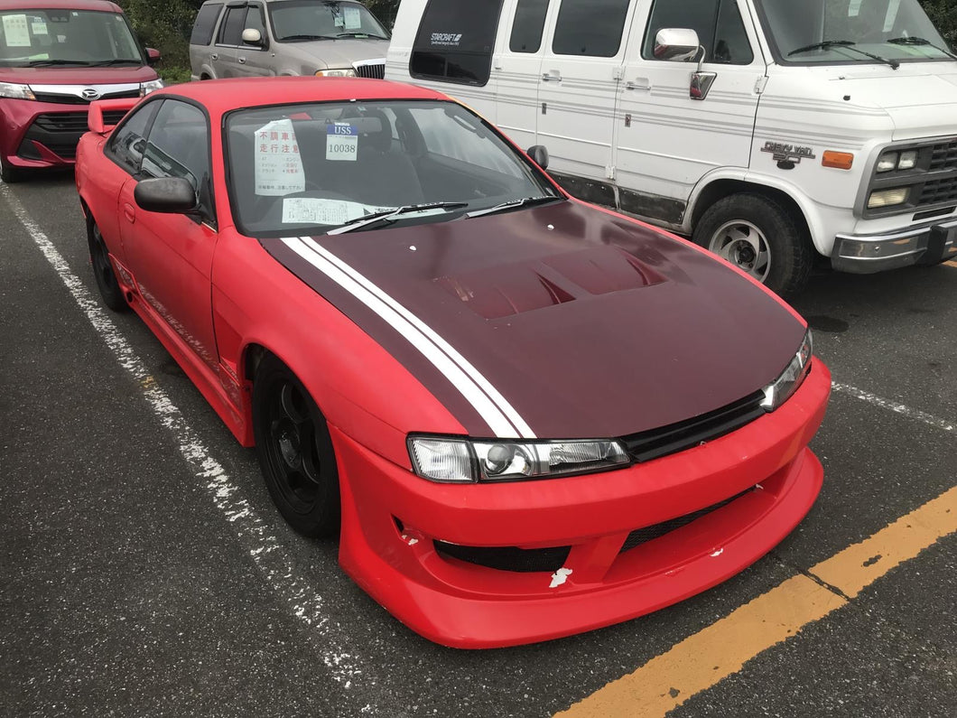 Nissan S14 (Arriving November) *Reserved*