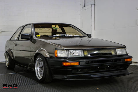 1985 Toyota AE86 Levin