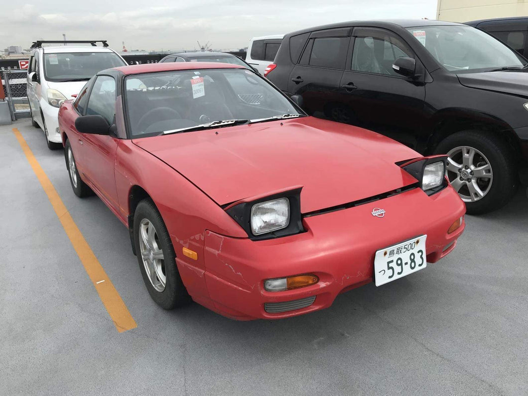 Nissan 180SX (In Process)