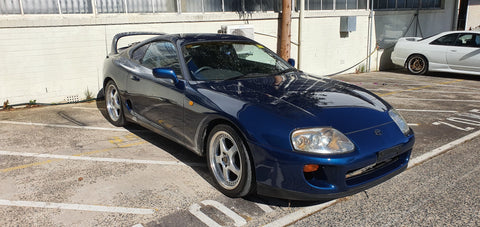 Toyota Supra SZ Baltic Blue (Arriving August) *Reserved*