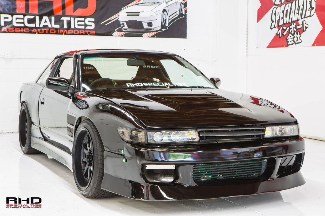 1988 Nissan Silvia *SOLD*