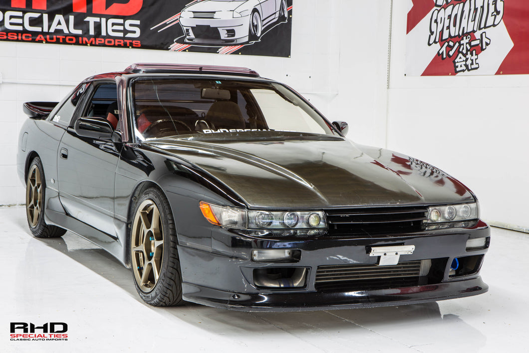 1991 Nissan Silvia *SOLD*