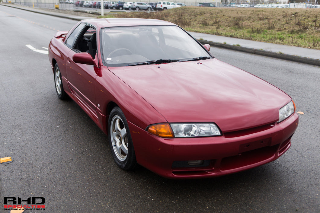 1991 Nissan R32 Skyline GTST *SOLD*