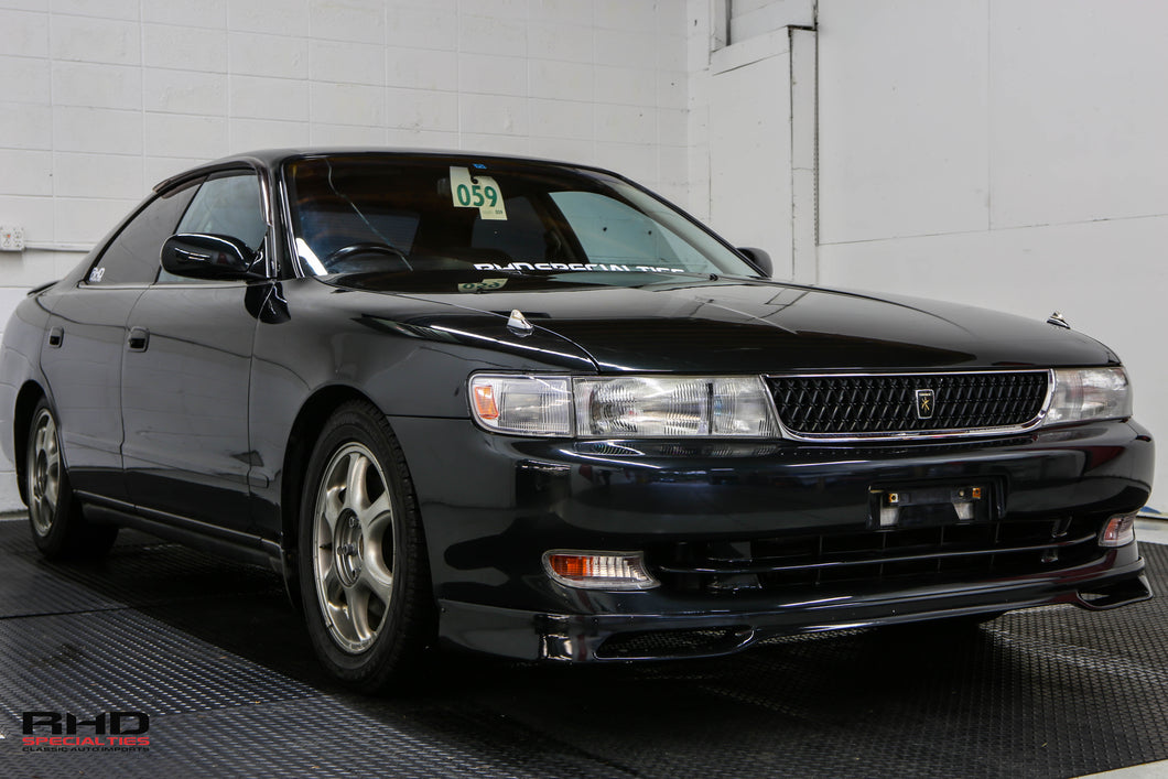 1992 TOYOTA CHASER TOURER V *SOLD*