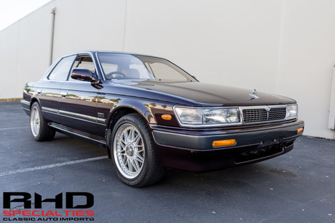 1989 Nissan Laurel Medalist Club L