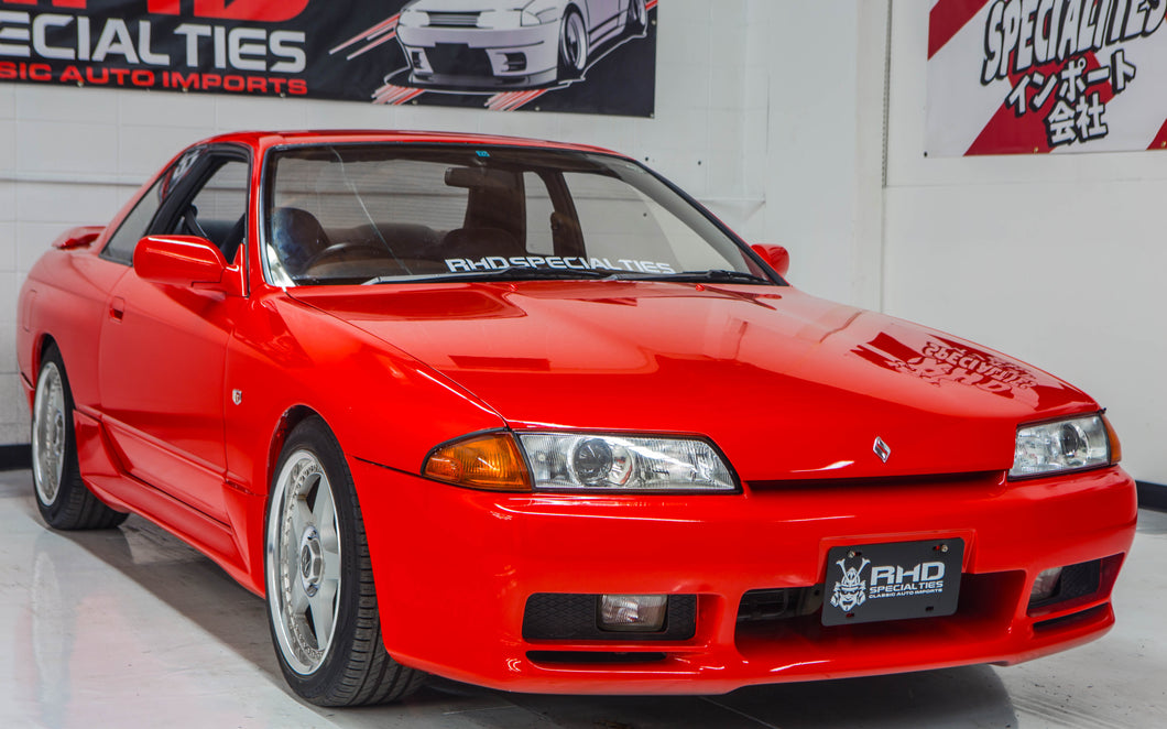 93 Nissan Skyline R32 GTS-t Type-M *SOLD*